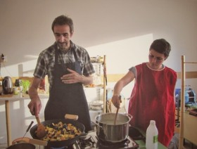 Вегетариански кулинарен курс Веджи-веда